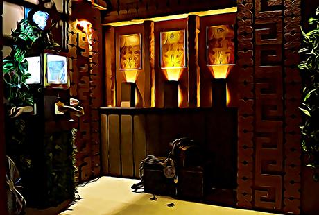 Escape Room v bratislave: Izba číslo 13 - Chrám Lebiek