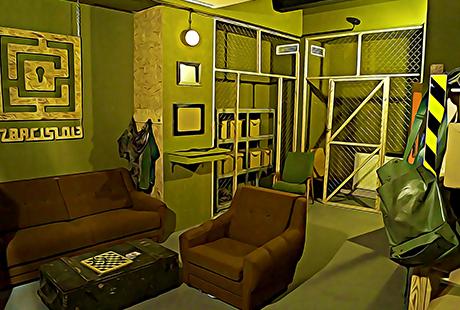 Escape Room v bratislave: Izba číslo 13 - Projekt Humano